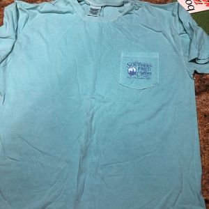 Southern fried cotton tshirt